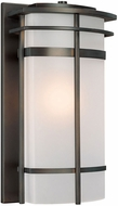 Capital Lighting 9883OB Lakeshore Modern Old Bronze Outdoor Light Sconce