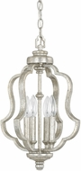 Capital Lighting 9894AS Blair Traditional Antique Silver Entryway Light Fixture