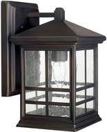 Capital Lighting 9911OB Preston Old Bronze Outdoor Wall Sconce Light