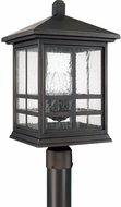 Capital Lighting 9915OB Preston Old Bronze Outdoor Post Light Fixture