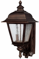 Capital Lighting 9962BB Brookwood Traditional Burnished Bronze Outdoor Wall Light Sconce