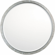 Capital Lighting M323292 Antique Silver Wall Mirror