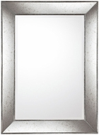 Capital Lighting M362470 Aged Silver with Antiqued Frame Mirror