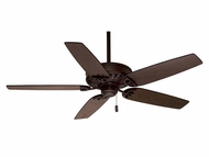 Casablanca 54020 Concentra Brushed Cocoa Finish Ceiling Fan - 54 Inch Span