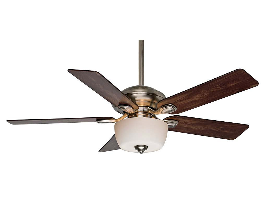 Casablanca Ceiling Fans : Casablanca utopian gallery transitional brushed