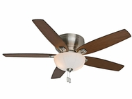 Casablanca 54101 Durant Brushed Nickel Finish 54  Wide Ceiling Fan