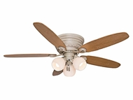 Casablanca 54106 Caledonia Burnished Creme Finish 54  Wide Ceiling Fan
