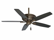 Casablanca 54117 Adelaide Aged Bronze Finish Ceiling Fan - 60  Wide