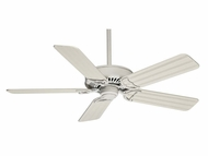 Casablanca 55031 Panama Remote Controlled Cottage White Home Ceiling Fan