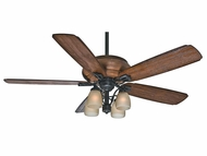 Casablanca 55051 Heathridge Aged Steel Finish 60  Wide Ceiling Fan