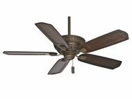 Casablanca 55054 Coletti Aged Bronze Finish Ceiling Fan - 60  Wide