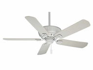 Casablanca 55056 Coletti Cottage White Finish 60  Wide Ceiling Fan