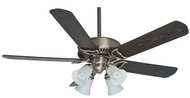 Casablanca 55059 Panama� Gallery Antique Pewter Finish Ceiling Fan - 54  Wide