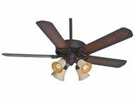 Casablanca 55060 Panama� Gallery Maiden Bronze Finish Home Ceiling Fan - 54  Wide