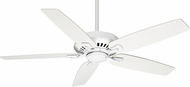 Casablanca 55065 Crestmont Snow White Home Ceiling Fan