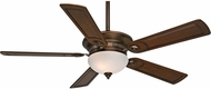 Casablanca 59061 Whitman Bronze Patina Halogen 54  Walnut Home Ceiling Fan