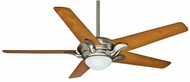 Casablanca 59076 Bel Air� Brushed Nickel Finish 56  Wide Home Ceiling Fan