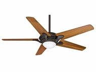 Casablanca 59078 Bel Air� Brushed Cocoa Finish Home Ceiling Fan - 56  Wide