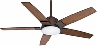 Casablanca 59111 Zudio Industrial LED 56  Ceiling Fan