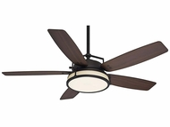Casablanca 59114 Caneel Bay Maiden Bronze Finish Ceiling Fan - 56  Wide