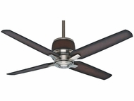 Casablanca 59123 Aris Brushed Nickel Finish 54  Wide Home Ceiling Fan