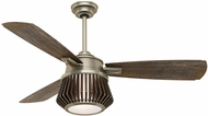 Casablanca 59163 Glen Arbor Metallic Birch LED 56  Weathered Grey Ceiling Fan