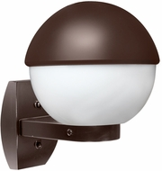 Costaluz 307899-WALL 3078 Series Modern Bronze Exterior Wall Lamp