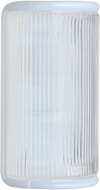 Costaluz 307953-FR 3079 Series Contemporary White Outdoor Wall Lighting