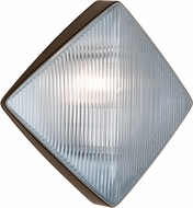 Costaluz 311098 3110 Series Contemporary Bronze Outdoor Lighting Wall Sconce