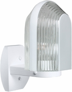 Costaluz 313953-WALL 3139 Series Contemporary White Outdoor Wall Lighting Fixture