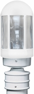 Costaluz 315153-POST 3151 Series Contemporary White Outdoor Post Lamp