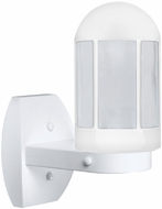 Costaluz 315153-WALL-FR 3151 Series Modern White Frosted Exterior Light Sconce