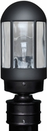 Costaluz 315157-POST 3151 Series Contemporary Black Outdoor Post Light