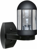 Costaluz 315157-WALL 3151 Series Contemporary Black Outdoor Lighting Sconce