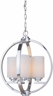 Craftmade 39744-CH Albany Chrome Foyer Lighting