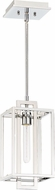 Craftmade 41591-CH Cubic Contemporary Chrome Mini Pendant Lighting
