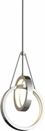 Craftmade 42723-CH-LED Anello Modern Chrome LED Mini Hanging Lamp