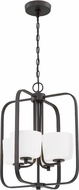 Craftmade 43534-ABZ Clarendon Aged Bronze Brushed 16  Entryway Light Fixture