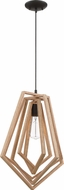 Craftmade 44592-ESP Gem Contemporary Espresso Drop Lighting