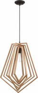 Craftmade 44593-ESP Gem Modern Espresso Drop Ceiling Lighting