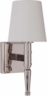 Craftmade 44601-PLN Ella Polished Nickel Sconce Lighting
