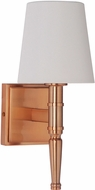 Craftmade 44601-SB Ella Satin Brass Light Sconce