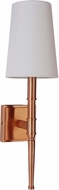 Craftmade 44661-SB Ella Satin Brass Lighting Sconce