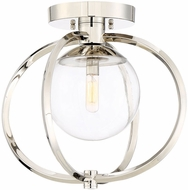 Craftmade 45551-PLN Piltz Modern Polished Nickel Ceiling Lighting