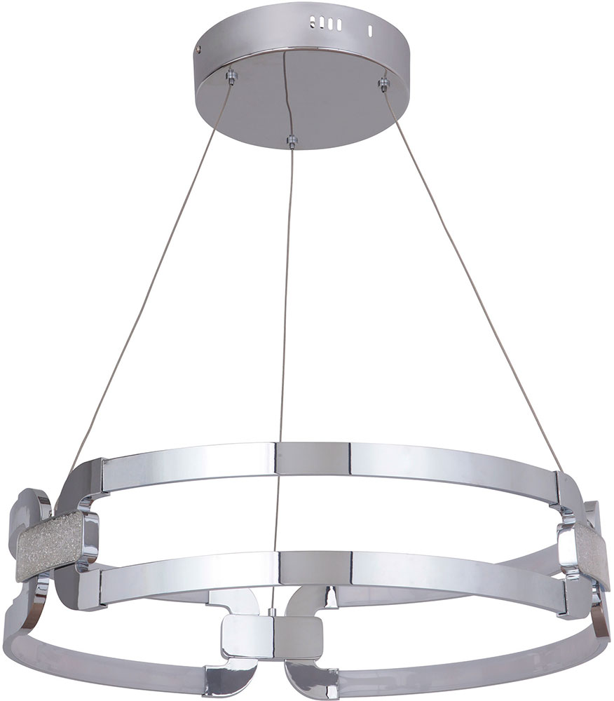 craftmade 47290 ch led amulet contemporary chrome led drop ceiling lighting cft 47290 ch led