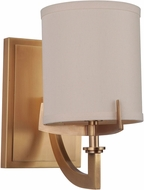 Craftmade 48361-VB Devlyn Vintage Brass Wall Lighting Sconce
