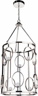 Craftmade 49030-PLN-LED Indy Modern Polished Nickel LED Foyer Light Fixture