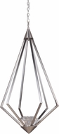 Craftmade 49791-BNK-LED Radiante Brushed Polished Nickel LED 20  Pendant Lighting Fixture