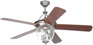 Craftmade CAV52AN5LK Cavalier Antique Nickel 52  Home Ceiling Fan