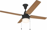 Craftmade CON48ABZ4C1 Connery Aged Bronze Brushed LED 48  Home Ceiling Fan